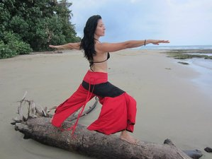 5 jours en retraite de yoga body detox intensive au Costa Rica