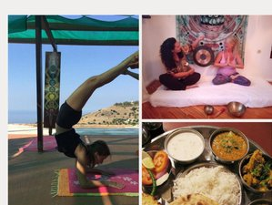 8 Day Yoga with Gong, Singing Bowl, and Culinary Journey Crete, Greece