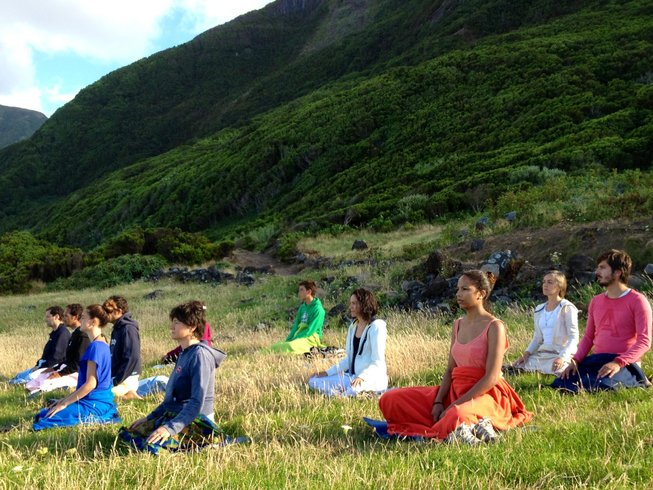 6 Days Surfing, Meditation and Yoga Retreat in Azores, Portugal