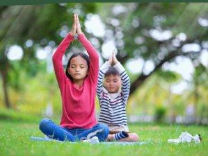 11 Day 95 Hours Kids' Yoga Teacher Training Course in Rishikesh