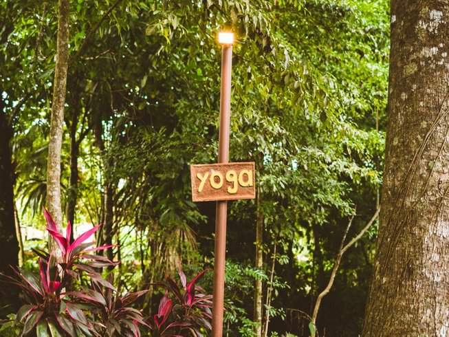 3 Tage Wochenend Yoga Retreat in Puntarenas, Costa Rica