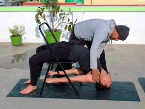 10 Day Iyengar Awaken One-on-One Intense Yoga Retreat in Uttarakhand