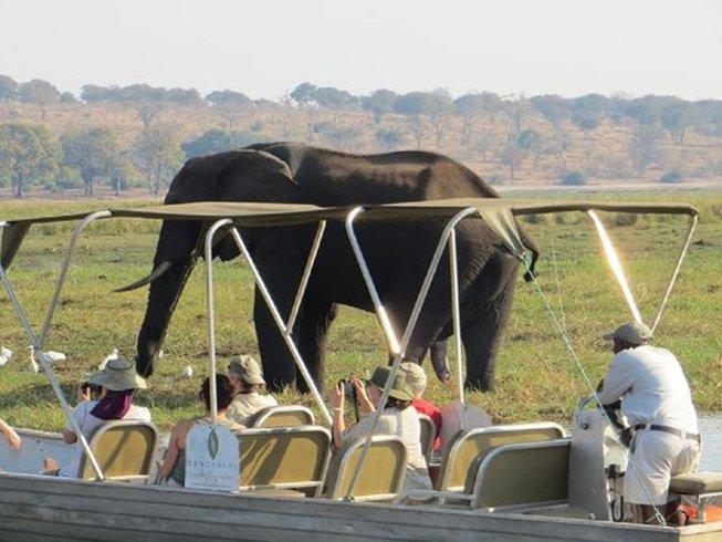 5 Days Hwange National Park and Victoria Falls Safari in Zimbabwe