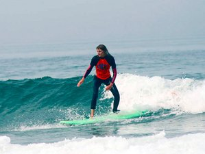 15 Days Coaching Surf Camp Tamraght, Souss-Massa, Morocco