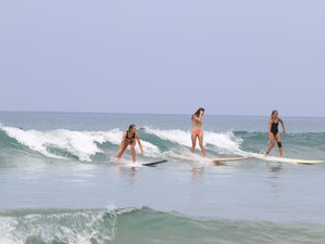 7 Days Budget Surf Camp in Kuta, Bali