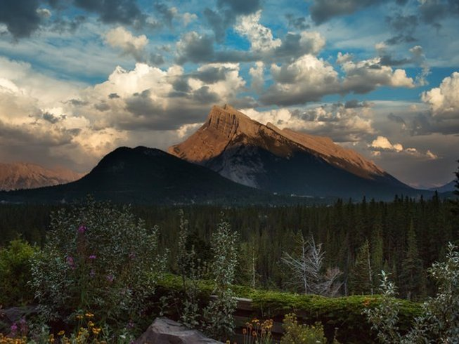 3 Tage Wellness Yoga Retreat für Frauen Banff, Kanada
