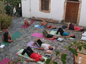 8 Days Yoga and Culinary Awakening Retreat in Greece