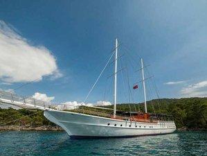 8 Day Traditional Turkish Gullet Yacht Retreat in Turkey