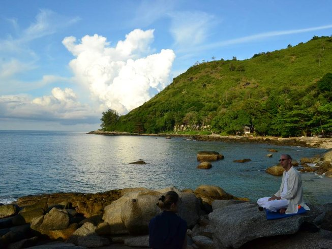 11 Days Bahya Meditation Retreat in Phuket, Thailand
