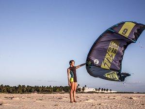 8 Days Intermediate Kite Surf Camp in Le Morne, Mauritius