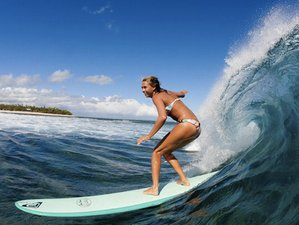 7 Days Surf Camp in Fiji