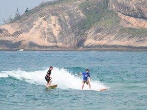 8 Days Beautiful Rio de Janeiro Surf Camp Brazil