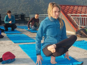 28 Days 200-Hours Comprehensive and Transformative Yoga Teacher Training in Pokhara, Nepal