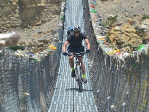 5 Day Epic Bike Tour in Nepal
