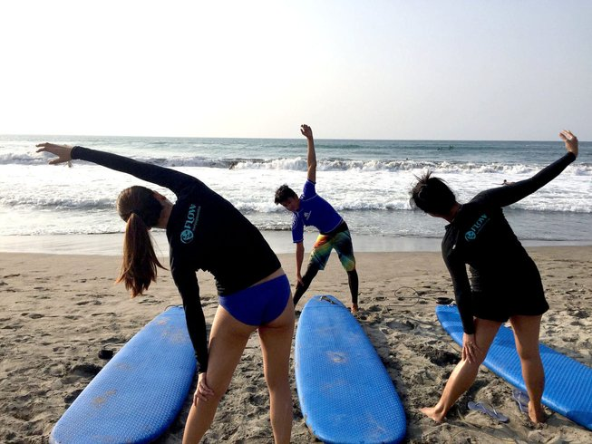 3 Days Yoga, Fitness, and Surf Camp Philippines