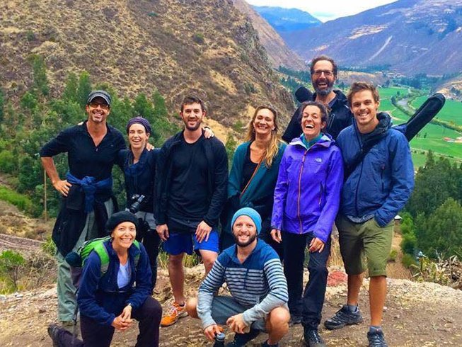 11 Days 100-Hour Into the Heart of Light Yoga Immersion in Cuzco, Peru
