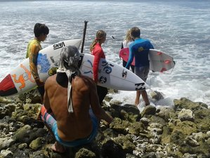 8 Days Affordable Buddy Surf Trip in Kaafu Atoll, Maldives