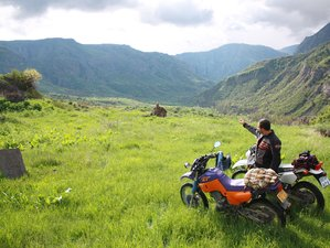 11 Day Discover Ancient Armenia Guided Motorcycle Tour