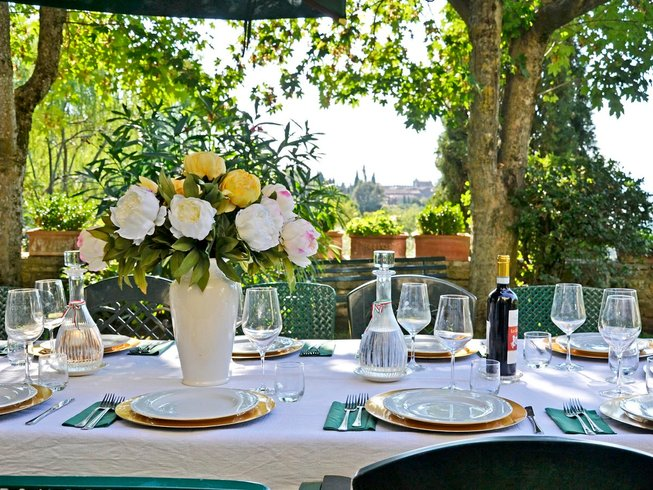 5 Days Tuscany Wine Vacations & Cooking Holidays in Italy