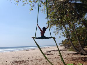 8 Day Aerial Silks and Yoga Holiday in Santa Teresa, Puntarenas