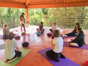 6 jours en stage de yoga et naturopathie pour réapprendre à se connaître en Provence