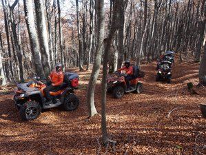 8 Days 3 National Parks and 3 Lakes of Macedonia Guided ATV & Buggy Tour