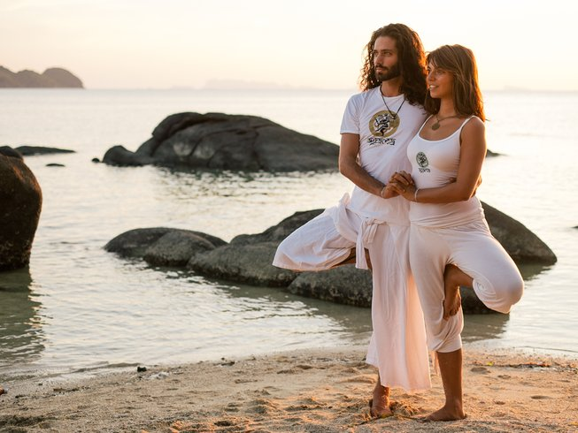 12 Weeks Agama Yoga TTC in Koh Phangan, Thailand