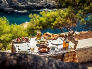 8 Days Trygos Culinary Holidays in Greece