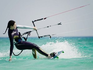 8 Day Luxury Kitesurfing Liveaboard Boat Trip in Hurghada, Egypt