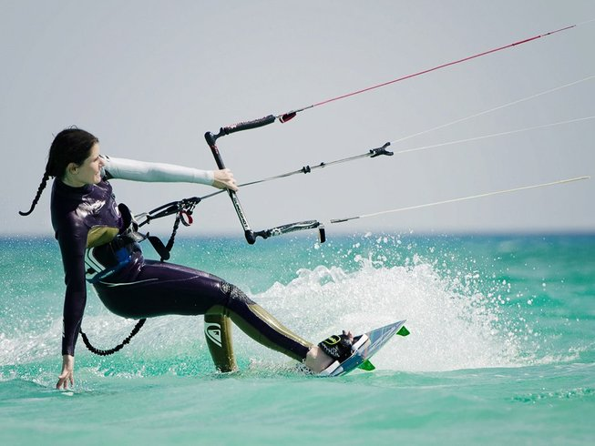 8 Days Boat Trip and Kitesurfing in Hurghada, Egypt