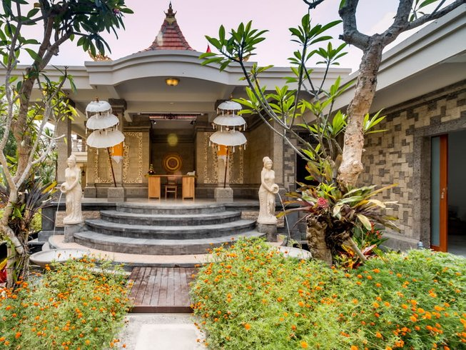 8 Days Replenish Meditation and Yoga Retreat in Bali