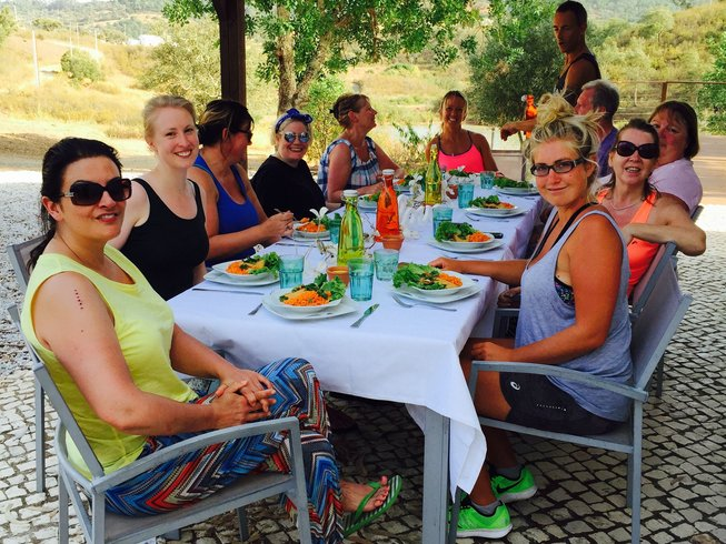 4 Days Fermentation and Organic Raw Food Retreat in Silves, Portugal