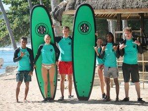 6 Days Yoga and Surf Camp in Gili Trawangan, Indonesia