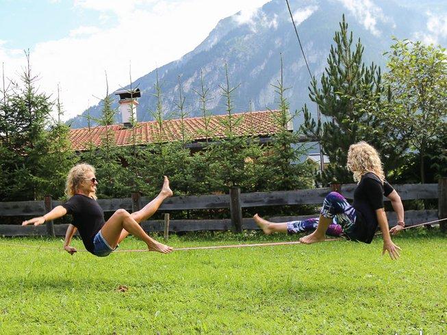 7 días retiro de yoga al aire libre y de montaña en Ginzling, Austria