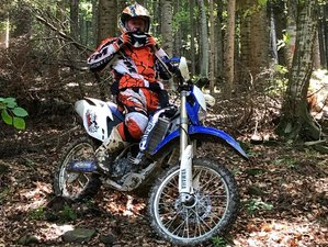7 Days Ultimate Guided Enduro Motorcycle Tour in Covasna, Romania