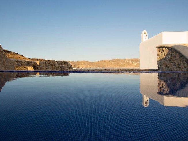 8-Daagse Luxe Yoga Retreat in Mykonos
