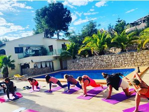 4 Days Yoga and Fitness Retreat in Spain