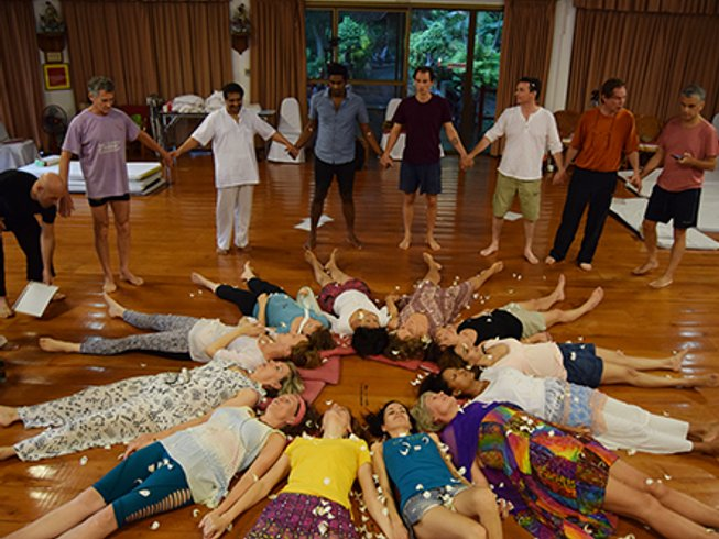 7 Days Emotional Detox and Yoga Retreat in Chiang Mai, Thailand