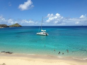 8 Days Caribbean Sailing Adventure and Yoga Holiday in Marigot, Saint Martin