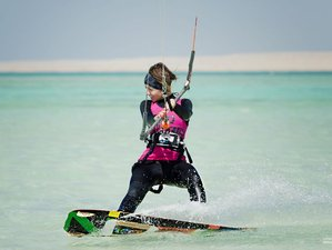8 Day Private Luxury Kitesurfing Liveaboard Boat Trip with Snorkeling in Hurghada