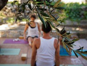 8 Tage Hatha Yoga Herbst Retreat mit Doris auf Kreta