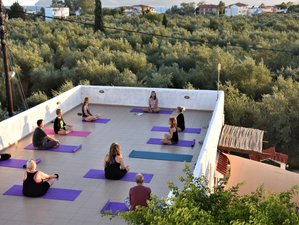8 Day Nature, Beach, Mindfulness Meditation, and Hatha Yoga Retreat in Mavrovouni