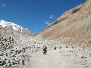 9 Day Manali to Leh Motorcycle Tour in India