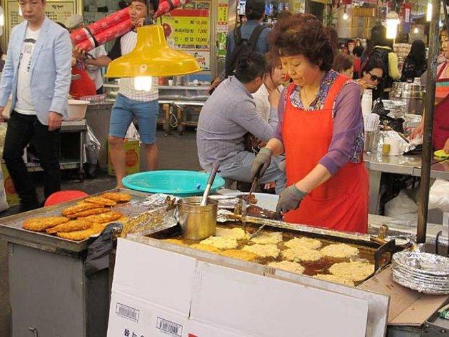 14 Days Seoul, Korea Food Tour
