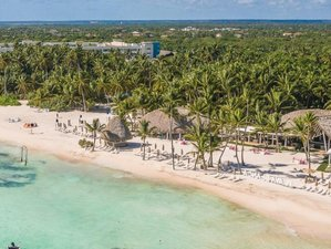 6 Day Retreat into Caribbean Luxury with Yoga, Snorkeling and Cruising in the Dominican Paradise
