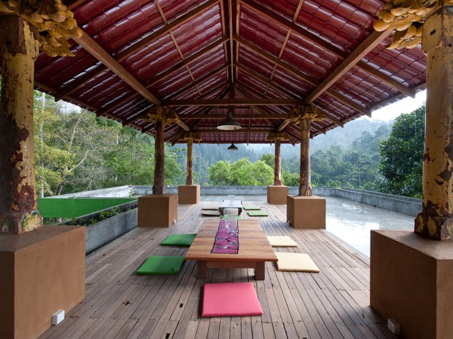 4-Daagse Yoga Retraite in Sri Lanka