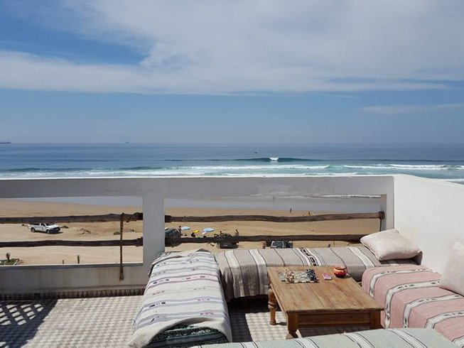 7 Days Surf Camp in Anza, Agadir, Morocco