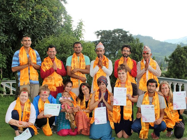 21 Days Nepal Transformation Yoga Retreat