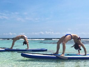 6 Days Island Vibes SUP and Yoga Holiday in Isla Holbox, Mexico