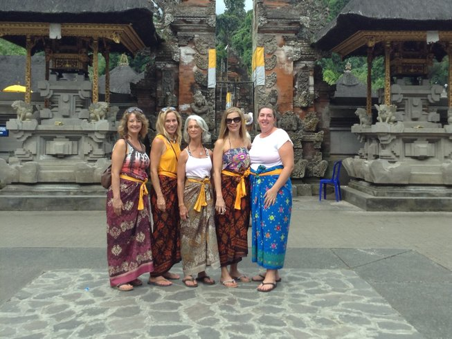 8 Days Spiritual Adventure and Yoga Retreat in Bali
